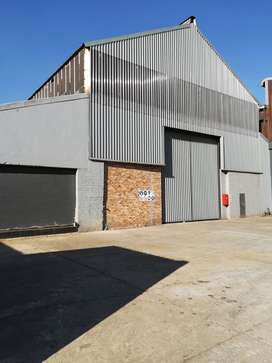 6 000m2 warehouse to let in Boksburg