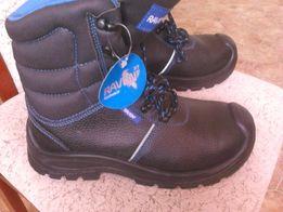 buty trzewiki zimowe robocze rozmiar 38