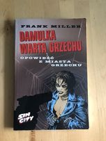 Frank Miller Damulka warta grzechu (komiks)