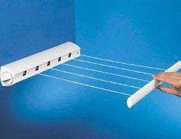Инерционная сушка-веревка для белья , веревка для белья