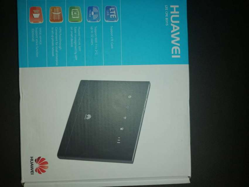 Huawei B315s-936 lte router for sale 0