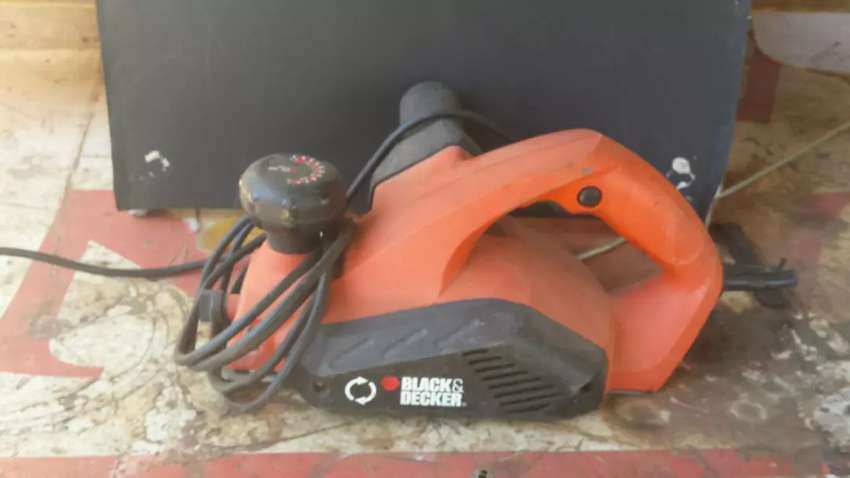 Black and decker plainer 0