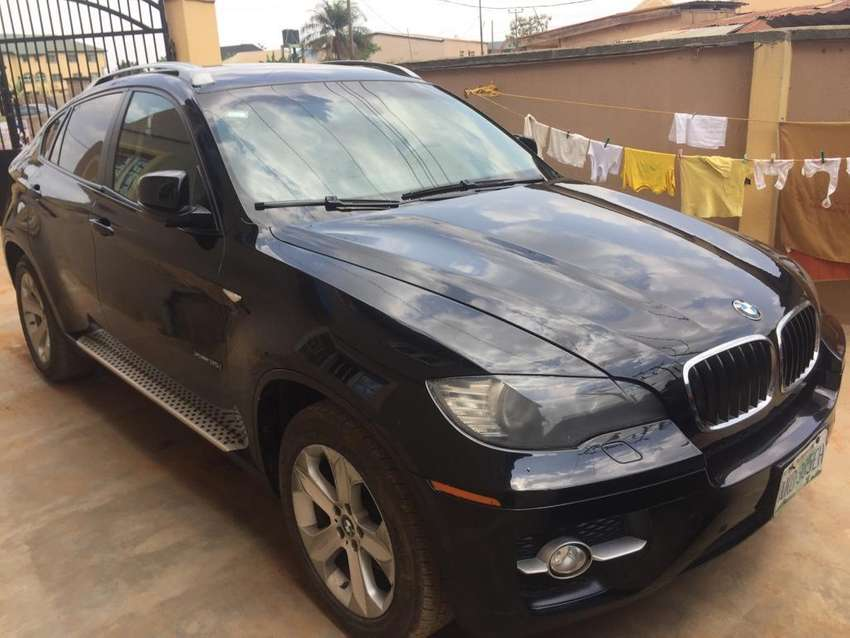 For sale neatly used bmw x6 2010 model full option 0