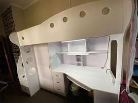 Study Bunk Bed