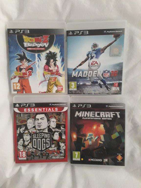 PS3 games for sale 0