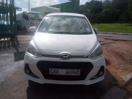2019 Hyundai grand i10 with an engine capacity of 1,0