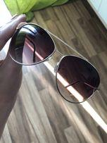 Okulary przeciwsłoneczne Tommy Hilfiger aviator oryginalne