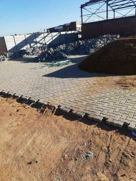 Paving and build