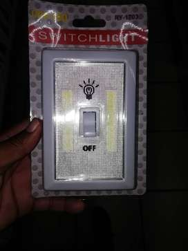 SWITCHLIGHT... IT'S AN LED LIGHT