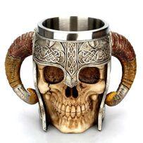 Кружки - череп (Готические-декоративные)