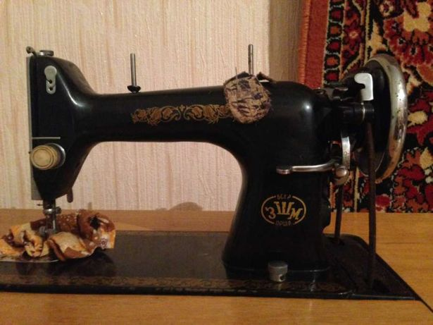Антиквариат швейная машинка Орша 1968 Одесса - изображение 4