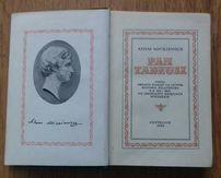 Pan Tadeusz 1954 r. wydanie kieszonkowe