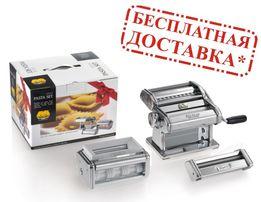 Marcato Pasta Set лапшерезка - тестораскатка - пельменница