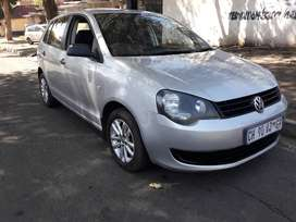 2013 MODEL VW POLO VIVO 1.4