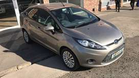 Ford - 2011 Fiesta 1.6 Trend Sedan Powershift For Sale
