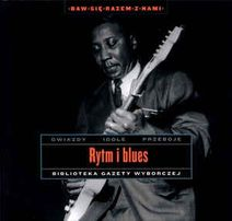 Various - Rytm I Blues (CD)