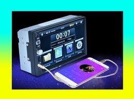 "Автомагнитола 2 Din Pioneer 7026GM 7"" С GPS навигацией 7018/7022/7023"