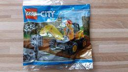 LEGO CITY 30312 pojazd/koparka