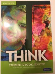 Think Starter Students Book