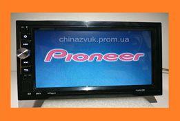 Автомагнитола 2Din Pioneer 7040CRB, 7'' экран, USB,SD,BT