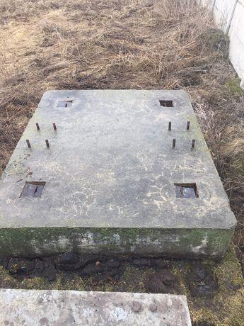 Бетонная плита, бетонная платформа для билбордов Гора - изображение 5