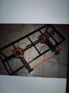 2 plate gas stove for sale