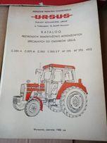 Katalog przyrządów demontażowo - montażowych do URSUS 330M,335M,MF255