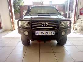 2012 Toyota Fortuner 3.0 D4D 4×4 automatic
