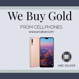 We buy Gold from Huawei