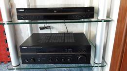 Продам Стерео ресивер и DVD чейнджер Yamaha