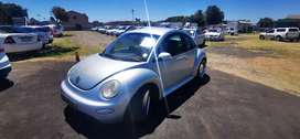2005 VW Beetle 2.0 Turbo Manual