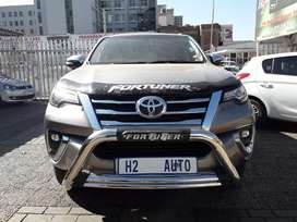 Toyota fortunar automatic on sale