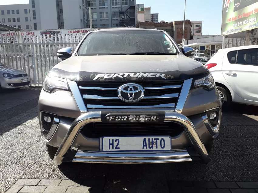 Toyota fortunar automatic on sale 0