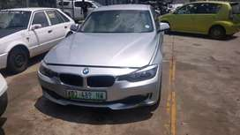 2013 BMW F30 316i Now Stripping For Spares