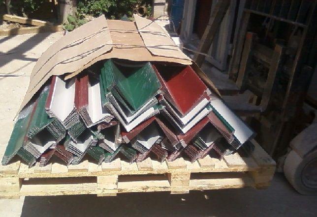 КОНЬКИ на крышу. ДОБОРНЫЕ ЭЛЕМЕНТЫ. Фасад. Забор. Донецк - изображение 4