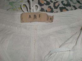 Продам свои льняные штаны Abercrombie Fitch