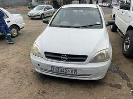 OPEL CORSA HATCH(2004)1.4i-FOR SALE