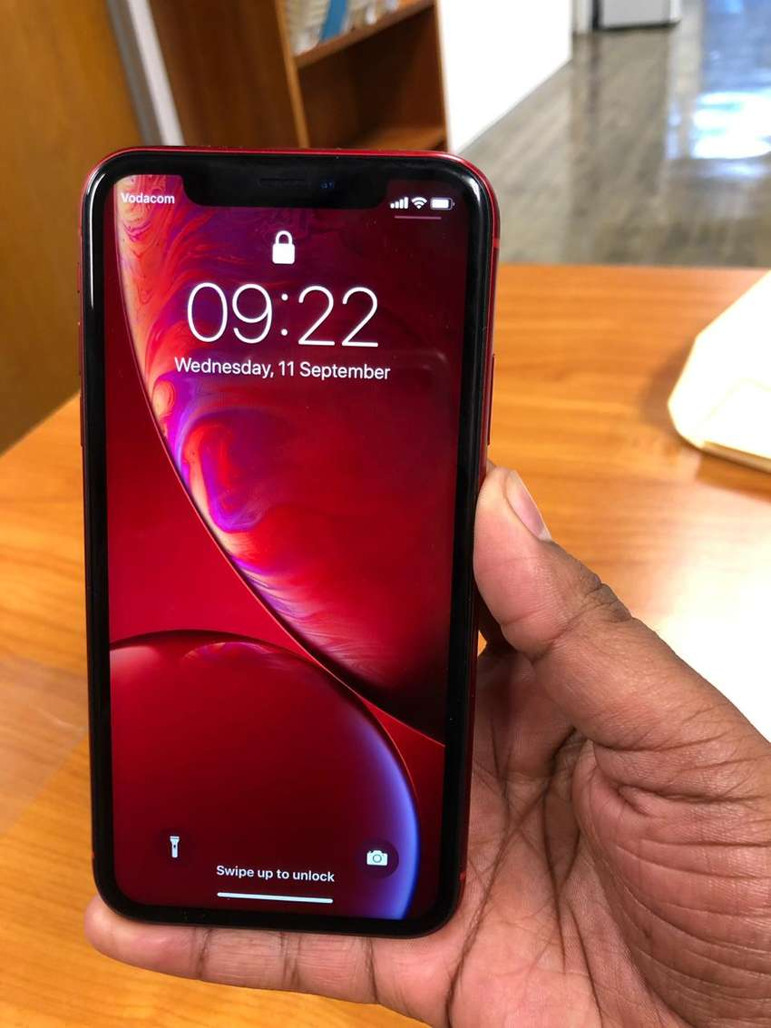 Iphone XR 128Gig Red 0