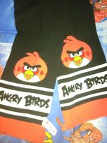 "Шарф ""Angry birds"" от H&M."