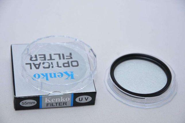 Фильтр защитный KENKO UV 37/43/46/40,5/49/52/55/58/62/67/72/77mm Днепр - изображение 4