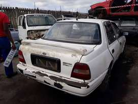 Nissan Sentra 1.4 1997 Model - Stripping for Spares