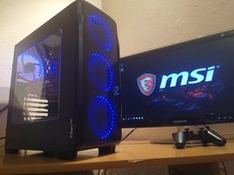 Komputer i5 4690k, GTX 970 4GB, Fortnite, PUBG, GTA 5, CS GO, Assasin