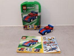 Lego Creator, Mini Ścigacz, model 31000