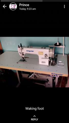 Industrial kingstar cover seam machine for sale