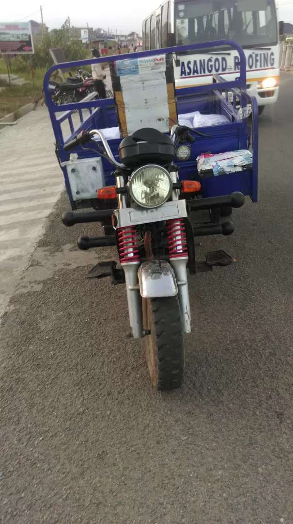 Luojia Tricycle 0