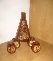 Komplet Ceramiczny - PRL