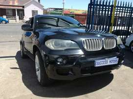 2008 BMW X5 4.8i sport Automatic with double sunroof