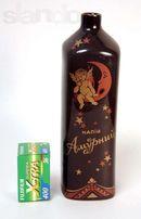 """керамический бутыль """"Амурний напiй"""""""