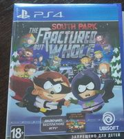 Игра для PS4 South Park: The Fractured But Whole (Новый диск)