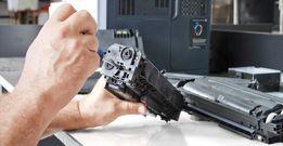 Заправка и регенерация картриджей, ремонт принтеров, МФУ